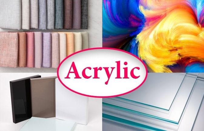axit acrylic la gi