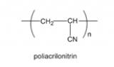 Poliacrilonitrin là gì ? Công thức hóa học là gì ? Ứng dụng của Poliacrilonitrin ?