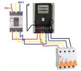 Cách tính công suất điện tiêu thụ, công suất điện của 1 pha, 3 pha xoay chiều
