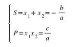 Định lý Vi-et trong phương trình bậc 2, bậc 3, bậc 4 Toán Lớp 9