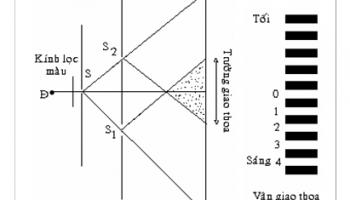 Giao thoa ánh sáng đơn sắc là gì ? Tổng hợp lý thuyết và bài tập cần ghi nhớ